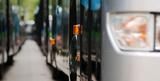 Busse mit Wasserstoffantrieb
