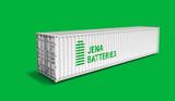 Metallfreie Redox-Flow-Batterie