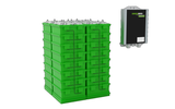 GREENROCK Battery Stacks and Combiner Box